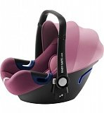 Britax Roemer автокресло Baby-Safe2 i-Size Wine Rose + база FLEX