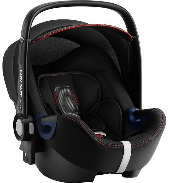 Britax Roemer Автокресло Baby-Safe2 i-size Cool Flow - Black Special Highline (гр. 0+)