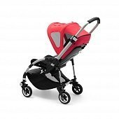Bugaboo Bee5 капюшон от солнца Breezy Neon Red