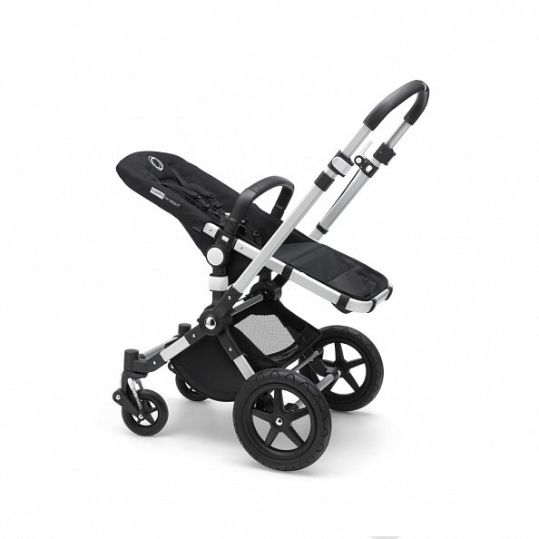 Bugaboo Коляска 2 в 1 Cameleon3 Plus ALU/BLACK/BIRDS