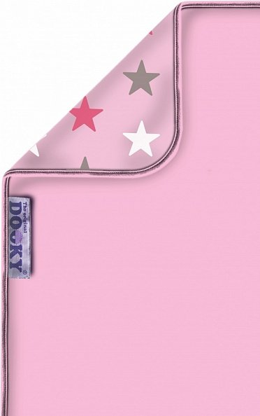 Xplorys Плед DOOKY Baby Pink/ Baby Pink Star