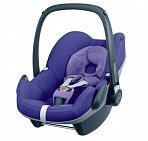 Maxi-Cosi автокресло Pebble Purple Pace (0-13 кг)