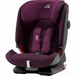Britax Roemer автокресло Advansafix IV R Burgundy Red Trendline