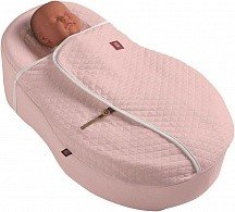 RED CASTLE одеяло для Cocoonababy® COCOONACOVER LEGER FDC ROSE