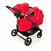 Valco baby Люлька External Bassinet для Snap Duo / Fire red