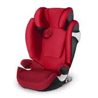 CYBEX Автокресло Solution M-Fix Rebel Red гр. 2/3 ( 15-36 кг)