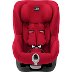 Britax Roemer автокресло King II Black Series Fire Red Trendline (Группа 1, от 9 до 18 кг)