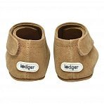 Lodger пинетки Walker Loafer Cognac