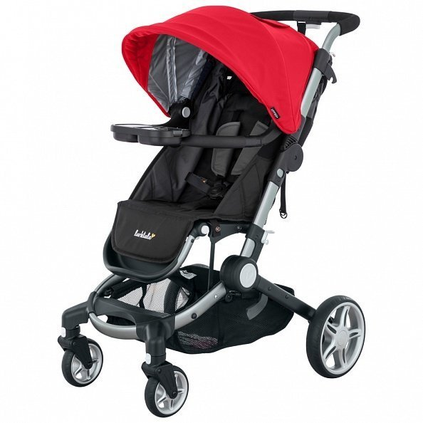 Larktale Коляска Coast Pram Barossa Red