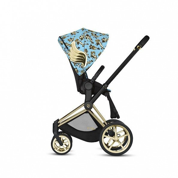 Cybex Коляска 2 в 1 PRIAM III Cherubs Blue