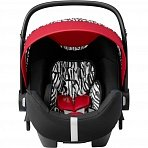 Britax Roemer автокресло Baby-Safe2 i-size Letter Design Highline