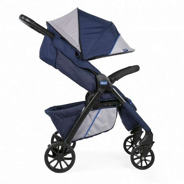CHICCO Коляска прогулочная KWIK.ONE STROLLER Blueprint