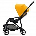 Bugaboo Прогулочная коляска Bee5 complete BLACK/GREY MELANGE-SUNRISE YELLOW