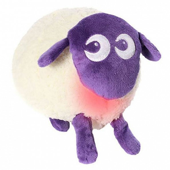 SweetDreamers игрушка-ночник мягкая Ewan the dream sheep PURPLE