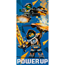 LEGO полотенце LEGO NEXO KNIGHTS POWER,408