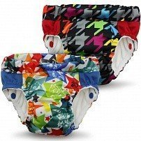 Kanga Care подгузник Lil Learnerz Dragons Fly & Invader XS