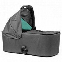 BUMBLERIDE Люлька Carrycot Dawn Grey для Indie Twin