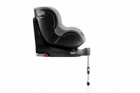 Britax Roemer Автокресло Dualfix M i-Size Cool Flow - Silver Special Highline (гр. 0/1)