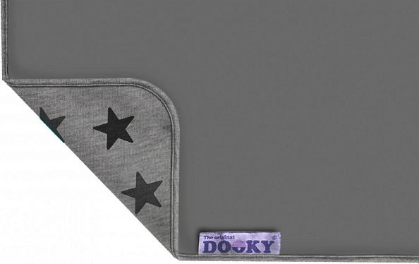 Xplorys Плед DOOKY Grey Star