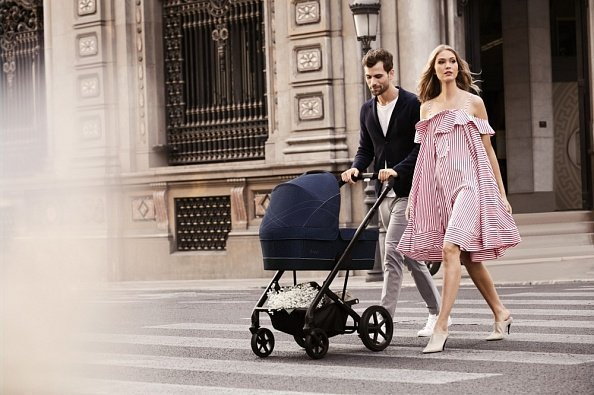 Cybex Спальный блок Carry Cot S Denim Blue