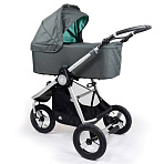 BUMBLERIDE Люлька Carrycot Martine Blue для Indie & Speed