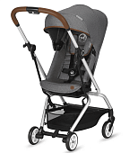Cybex Коляска прогулочная Eezy S Twist DENIM Manhattan Grey