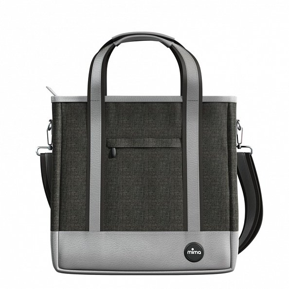 Mima Сумка д/мамы Changing Bag ZIGI Charcoal