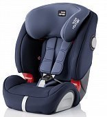Britax Roemer автокресло Evolva 123 SL SICT Moonlight Blue Trendline