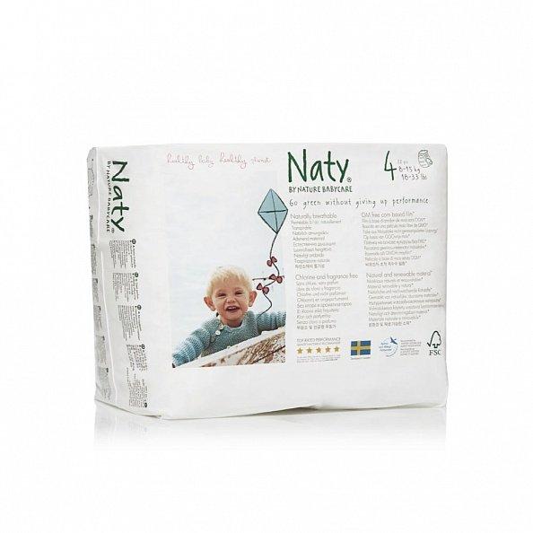 Naty подгузники-трусики размер 4 (8-15 кг) 22 шт. - купить в Москве ... 23d3b5c473e