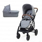 Valco Baby Snap 4 Ultra Trend коляска 2 в 1 / Grey Marle