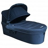 Larktale Люлька Coast Carry cot Folding -Black- w/ Adaptors