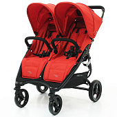 Valco Baby Коляска для двойни SNAP DUO Twin/ Fire Red