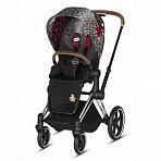 Cybex Коляска 2 в 1 PRIAM III Rebellious на шасси Chrome