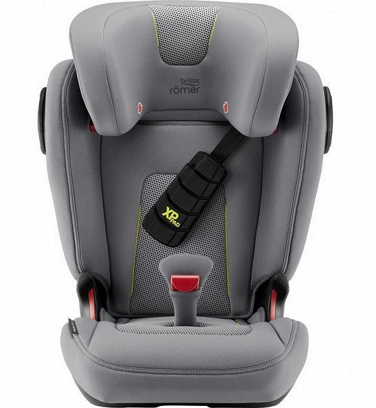 Britax Roemer Автокресло KIDFIX III S Cool Flow - Silver Special Highline