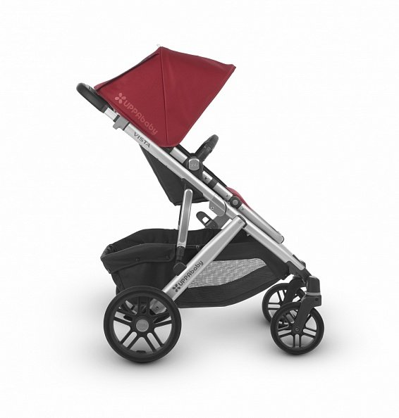 Uppababy Коляска 2 в1 Vista 2018 DENNY True Red