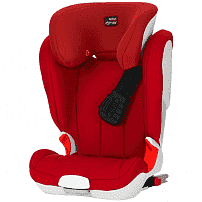 BRITAX ROEMER автокресло KIDFIX XP Flame Red (Группа 2-3, от 15 до 36 кг)