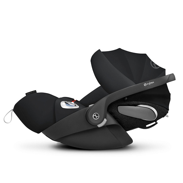 Cybex Автокресло детское Cloud Z i-size Stardust Black  гр. 0+