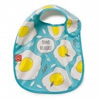 "HAPPY BABY Нагрудник на липучке ""WATERPROOF BABY BIB"""
