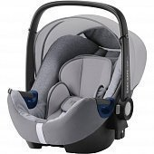 Britax Roemer автокресло Baby-Safe2 i-size Grey Marble Highline