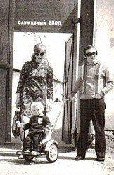 Недетская история детской коляски