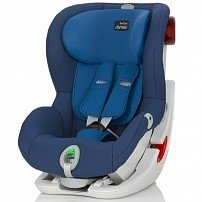 BRITAX ROEMER автокресло KING II ATS Ocean Blue (группа 1, от 9 до 18 кг)
