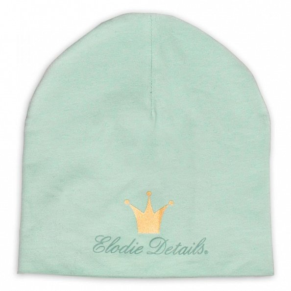 Elodie Details шапка Dusty Green