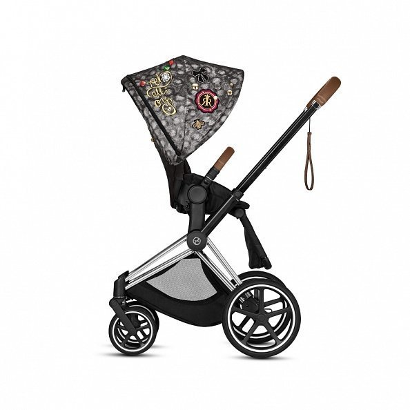 Cybex Коляска 2 в 1 PRIAM III Rebellious на шасси Matt Black