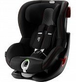 Britax Roemer Автокресло King II LS Black Series Cool Flow - Black Special Highline (гр. 1)