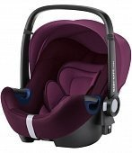 Britax Roemer автокресло Baby-Safe2 i-size Burgundy Red Trendline