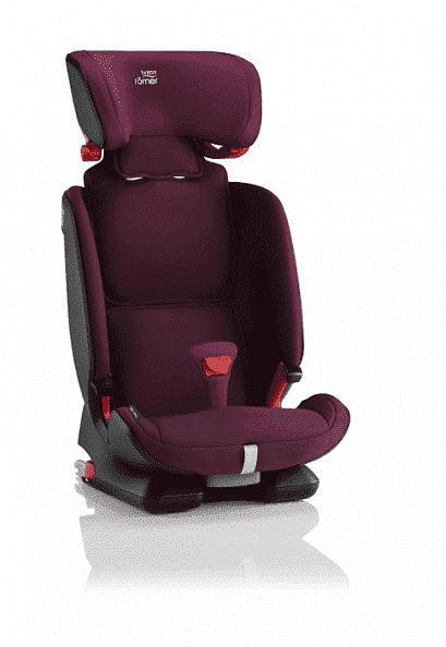 Britax Roemer Автокресло ADVANSAFIX IV M Burgundy Red